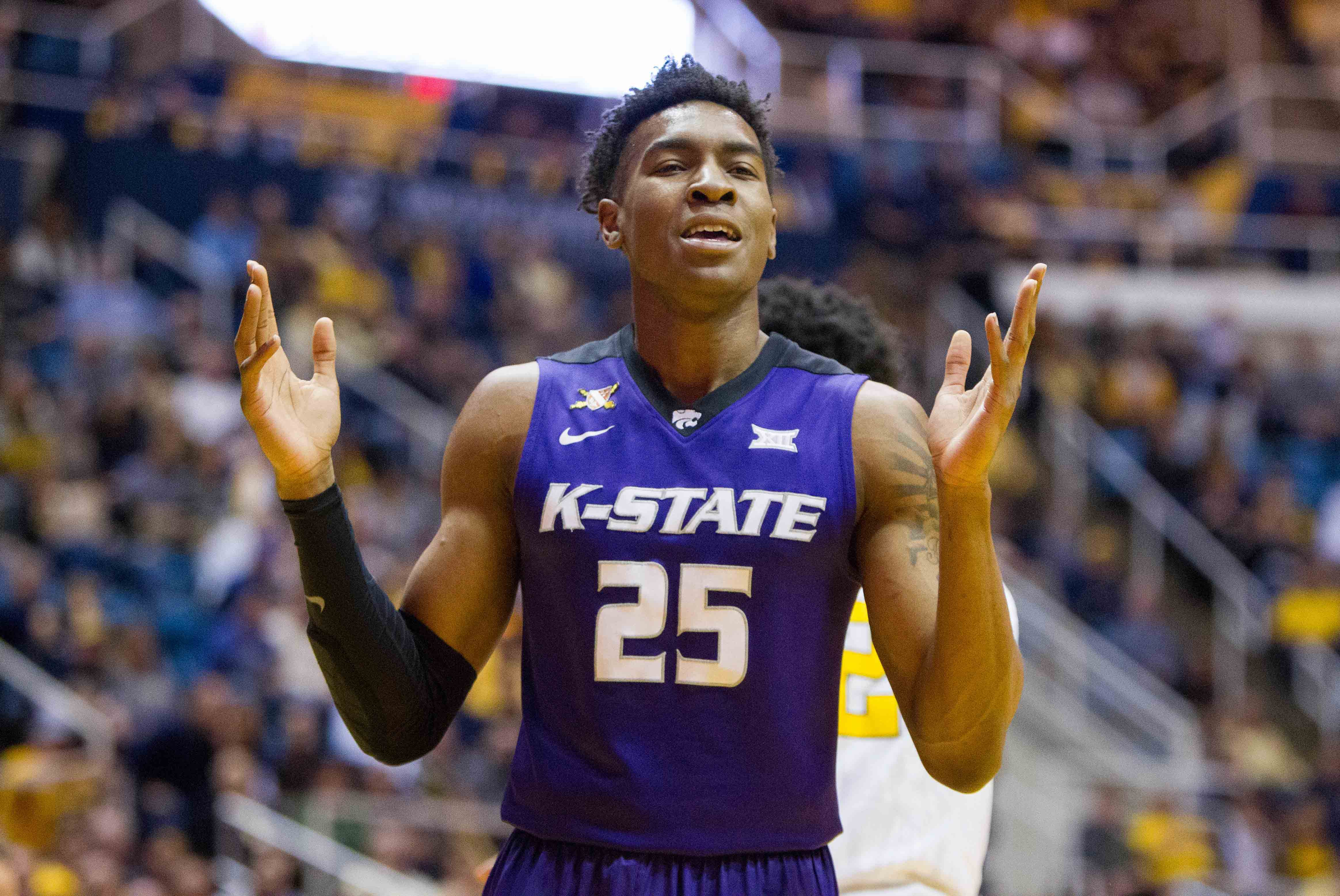 kansas state basketball: waiting for tourney invitation